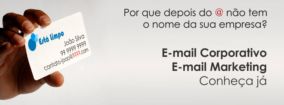 E-mail Corporativo e Marketing
